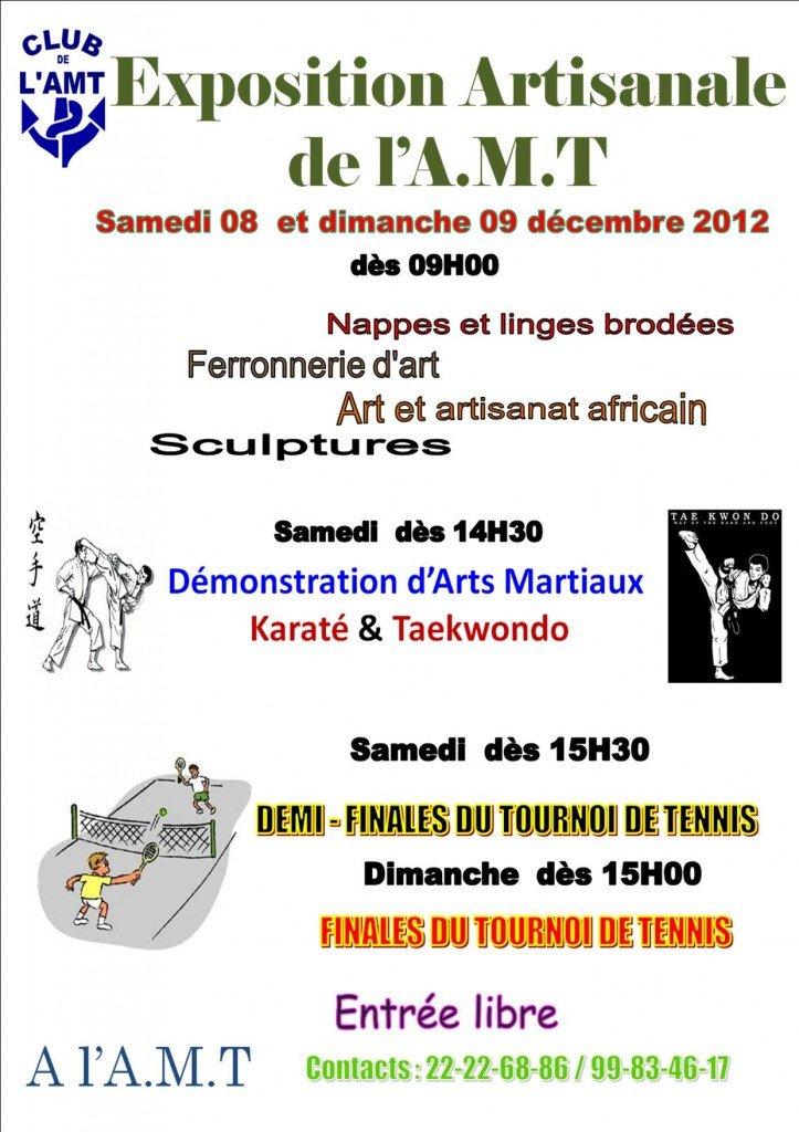 Journées exposition artisanale dans Artisanat affiche-exposition-artisanale1