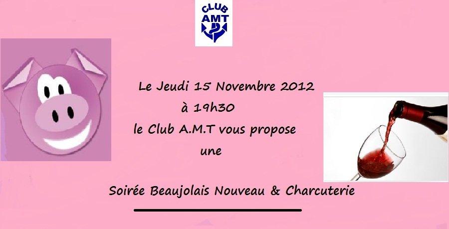 Soirée beaujolais dans Le Club AMT vous propose beaujolais1